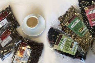 Спільні покупки кави та чаю з колегами, друзями та рідними