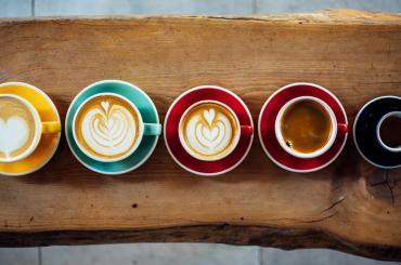 Різноманітність смаків кави