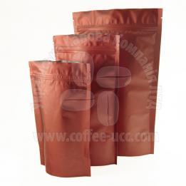 Пакет фольгований трьохшаровий із зіпер-замком (0,25 кг)