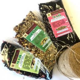 Дегустаційний набір чаю №2 (6 сортів ароматизованого чаю)